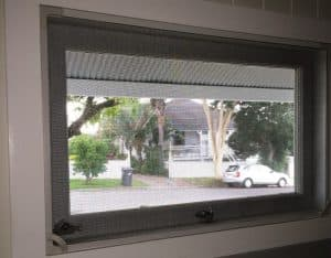 Magnetic Insect Screen (2)