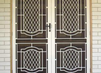 Colonial Casting Screen Doors