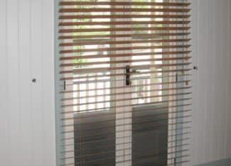 Walker Secure View Double Door Blinds