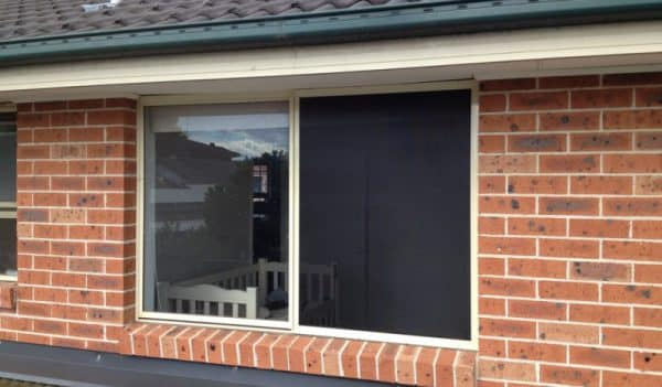 Window Screens, Security Mesh