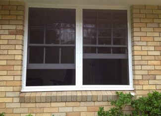Fixed Window Screens Brisbane