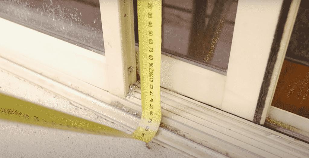 How To Measure And Install Security Door For An Al Ox Sliding Door 1.1