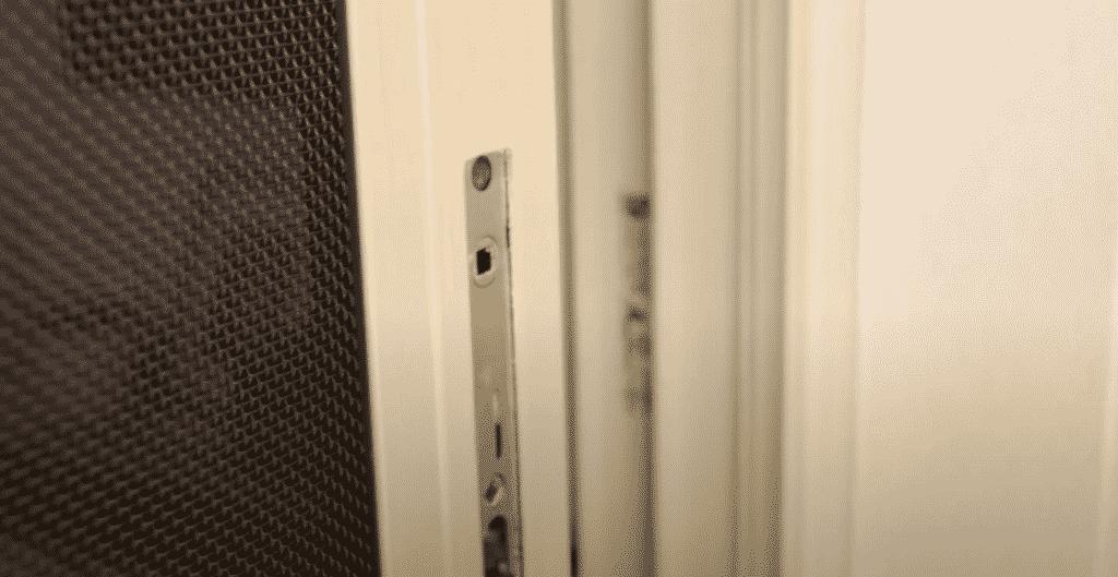 How To Measure And Install Security Door For An Al Ox Sliding Door 6