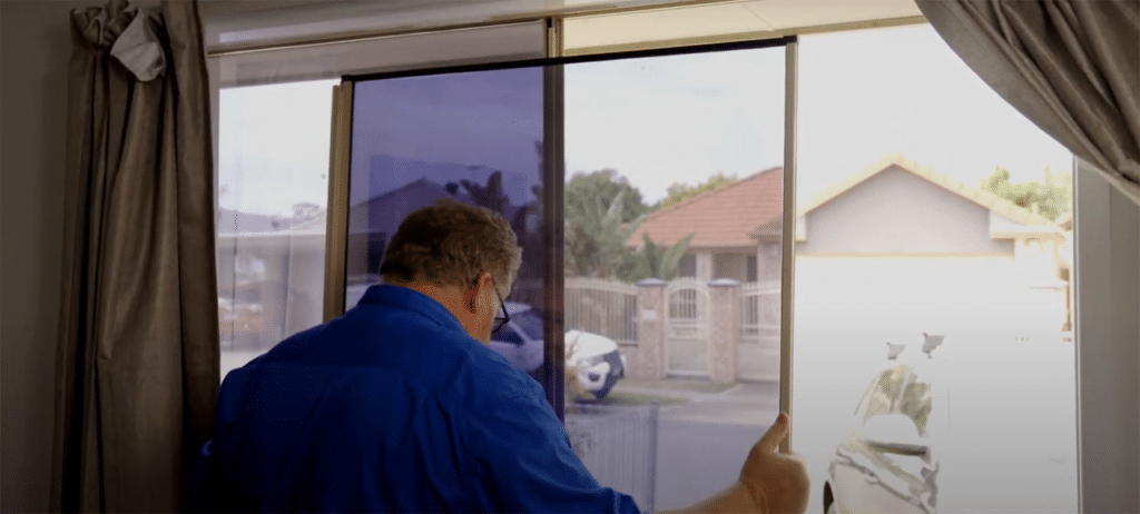 Remove The Glass Window